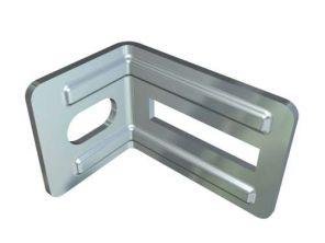 Öse für Stahlseil D=6mm